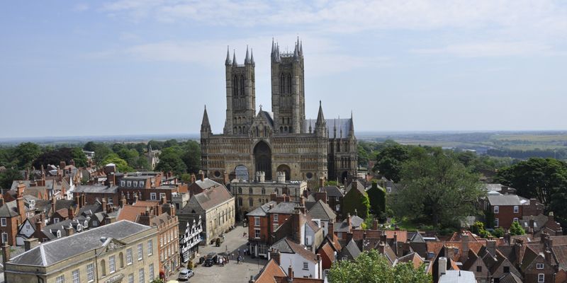 Lincoln - Nearby Locations in Local Area to The Farm Caravan and Motorhome Club