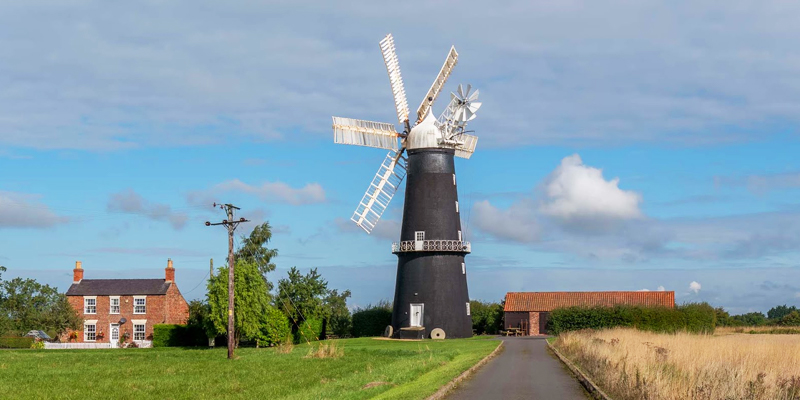 Sibsey 6 Sail - Nearby Locations in Local Area to The Farm Caravan and Motorhome Club