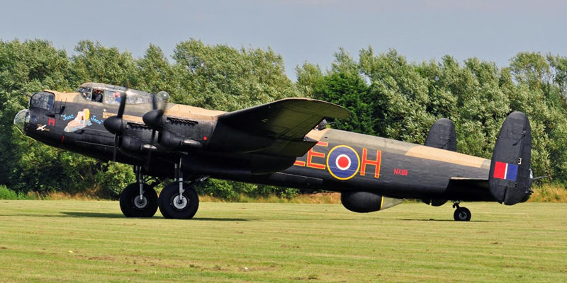 East Kirkby Aerodrome - Nearby Locations in Local Area to The Farm Caravan and Motorhome Club